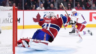 MONTREAL, QC - OCTOBER 15: of the Montreal Canadiens of the New York Rangers in the NHL game at the Bell Centre on October 15, 2015 in Montreal, Quebec, Canada. (Photo by Francois Lacasse/NHLI via Getty Images) *** Local Caption ***