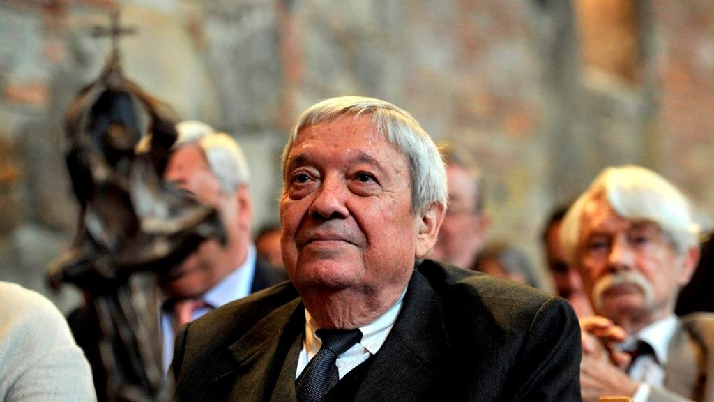 Szent István-díjjal tüntették ki Pozsgay Imrét