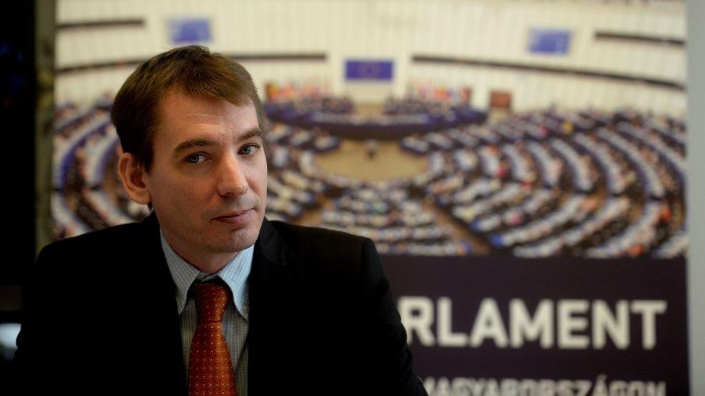 Jávor Benedek sajtótájékoztatója az európai energiabiztonsági stratégiáról tartott konzultációról
