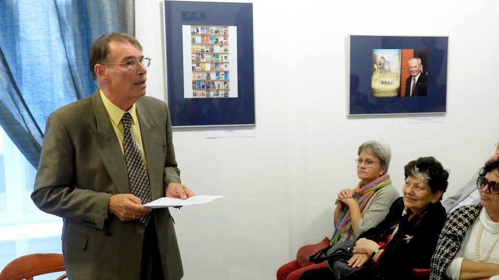 Kiállítás tiszteleg Göncz Árpád műfordításai előtt