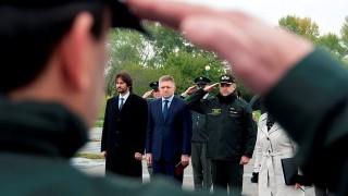 Illegális bevándorlás - Ötven rendőrt küldött Szlovákia Magyarországra