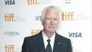Ken Taylor arrive on the red carpet for the movie, 'Our Man inTehran'  during the Toronto International Film Festival in Toronto on Thursday, September 12, 2013. Veronica Henri/Toronto Sun/QMI Agency