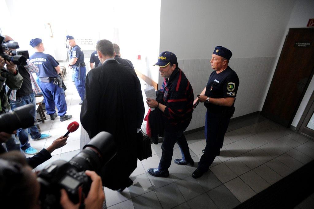 Lagzi Lajcsi előzetes letartóztatásáról dönt a budaörsi bíróság