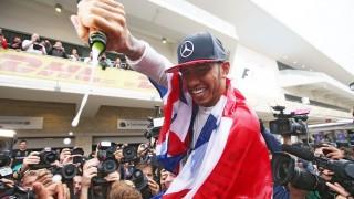 Motorsports: FIA Formula One World Championship 2015, Grand Prix of United States,  #44 Lewis Hamilton (GBR, Mercedes AMG Petronas Formula One Team),