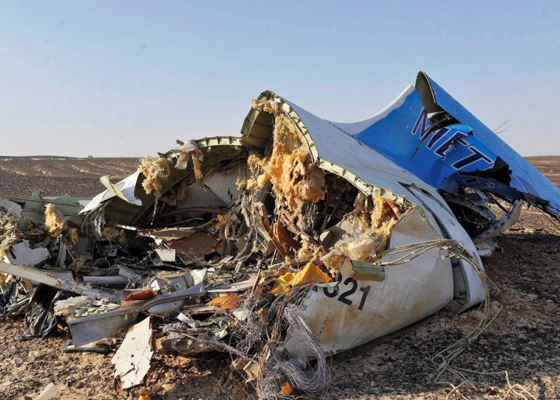 Légi katasztrófa -  Lezuhant egy orosz utasszállító repül?