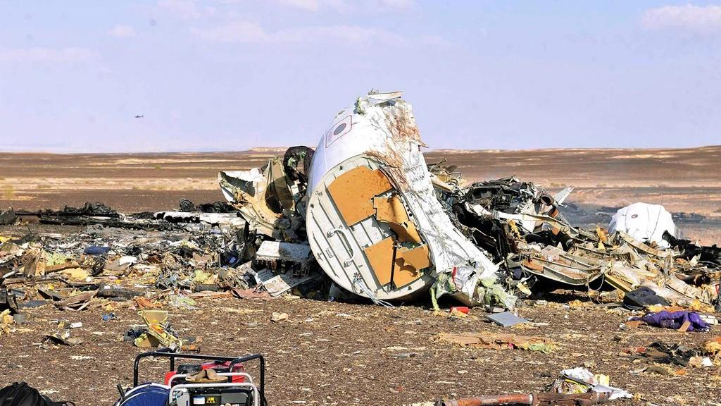 Légi katasztrófa -  Lezuhant egy orosz utasszállító repülőgép