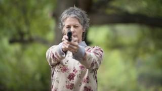 Melissa McBride as Carol Peletier - The Walking Dead _ Season 5, Episode 13 - Photo Credit: Gene Page/AMC