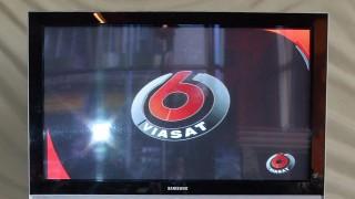 Budapest, 2008. január 24.Kocsis Attila, a svéd Modern Times Group érdekeltségébe tartozó, a Viasat3-at üzemeltető társaság vezérigazgatója és Hámori Barbara, a vállalat regionális programigazgatója sajtótájékoztatót tart. TV6 néven új csatornát indít a Viasat cégcsoport Magyarországon. A skandináv országokban és a balti államokban már korábban bevezetett, elsősorban tizennyolc éven felülieknek szóló csatorna műsorkínálatában sorozatok és filmek várják majd a nézőket. Emellett a Tv6-on lesz majd látható a Viasat3-on futó sportközvetítések, az UEFA Bajnokok Ligája és a Kézilabda Bajnokok Ligája meccseinek egy része is.MTI Fotó: Illyés Tibor
