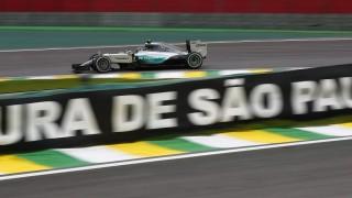 Motorsports: FIA Formula One World Championship 2015, Grand Prix of Brazil,  #6 Nico Rosberg (GER, Mercedes AMG Petronas Formula One Team),