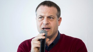 Budapest, 2015. március 5.Juhász Péter, az Együtt - a Korszakváltók Pártjának alelnöke a Republikon Intézet Civilek, politika, alternatíva című konferenciáján a budapesti A38 Hajón 2015. március 5-én.MTI Fotó: Mohai Balázs