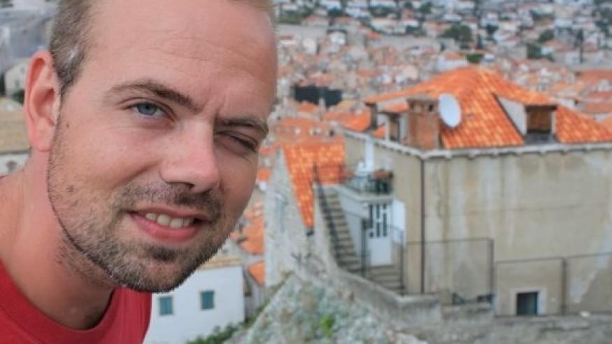 Molnár József, a PC World főszerkesztője