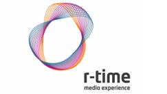 R-time logo