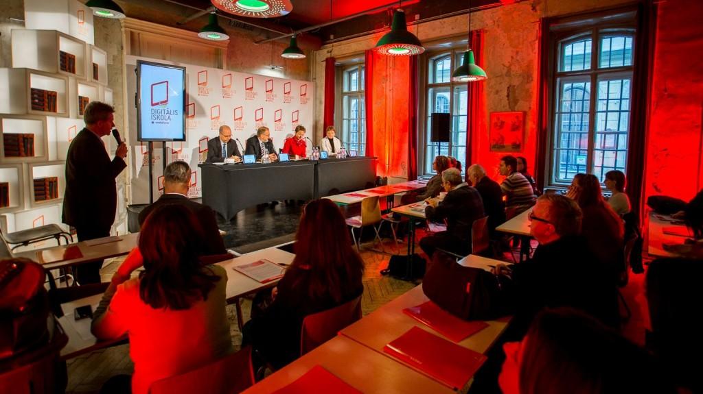 Vodafone Digitális Iskola
