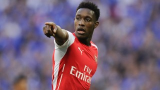 Danny Welbeck of Arsenal during the English FA Cup football match semi final between Reading and Arsenal on April 18, 2015 at Wembley stadium in London, England. Photo Joe Toth / Backpage Images / DPPI