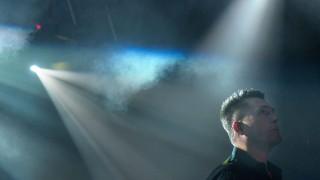London, 2013. május 4.Kovács Ákos énekes-előadóművész ad koncertet a londoni The Clapham Grand klubban 2013. május 3-án.MTI Fotó: Kollányi Péter