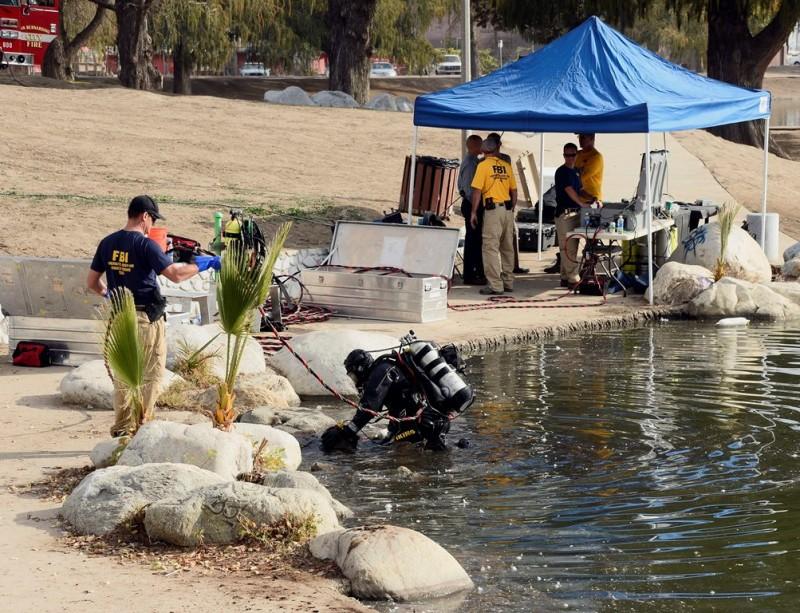 Fegyveres támadás Kaliforniában