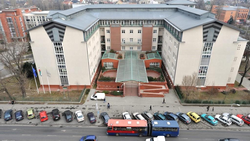 Fővárosi kórházak - Szent Imre kórház