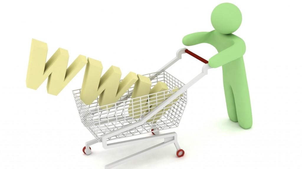 online vásárlás e-kereskedelem