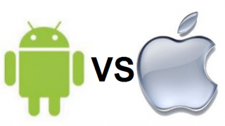 android versus apple