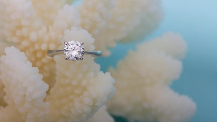 Wedding ring from Poseidon