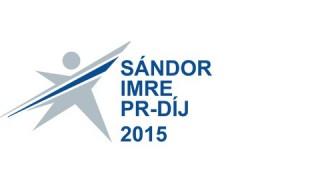 Sándor Imre PR-díj 2015