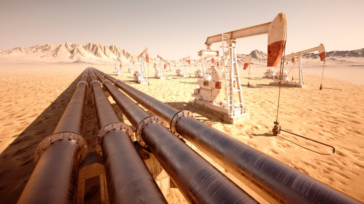 Oil Pump Jack rocking loopable