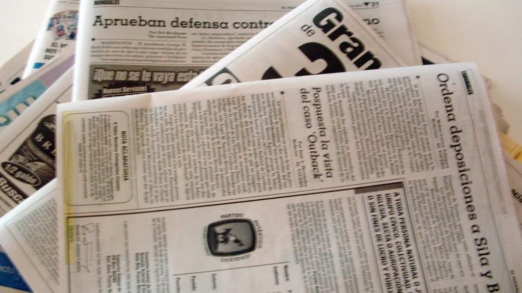 újság újságírás