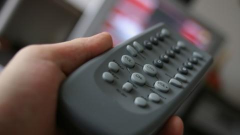 tévé távirányító