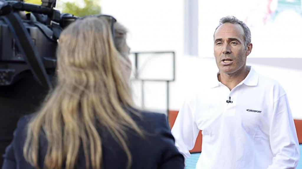 Àlex Corretja, Eurosport