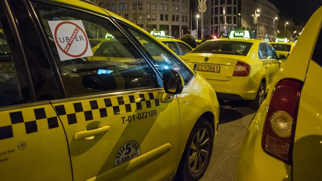 bajcsy, blokad, deak, taxi, uber
