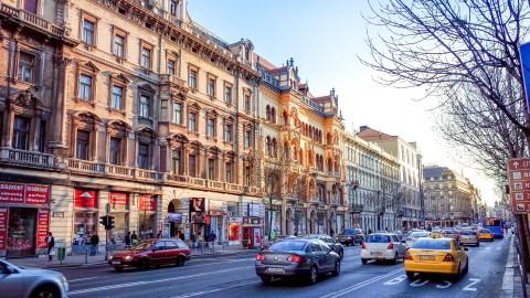 közterület Budapest utca