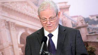 Tarlós István sajtótájékoztatója