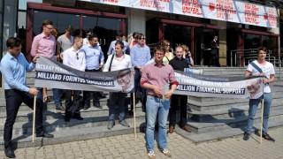 Európai szocialisták - A Fidelitas sajtótájékoztatója