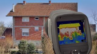 Facade Infrared Testing