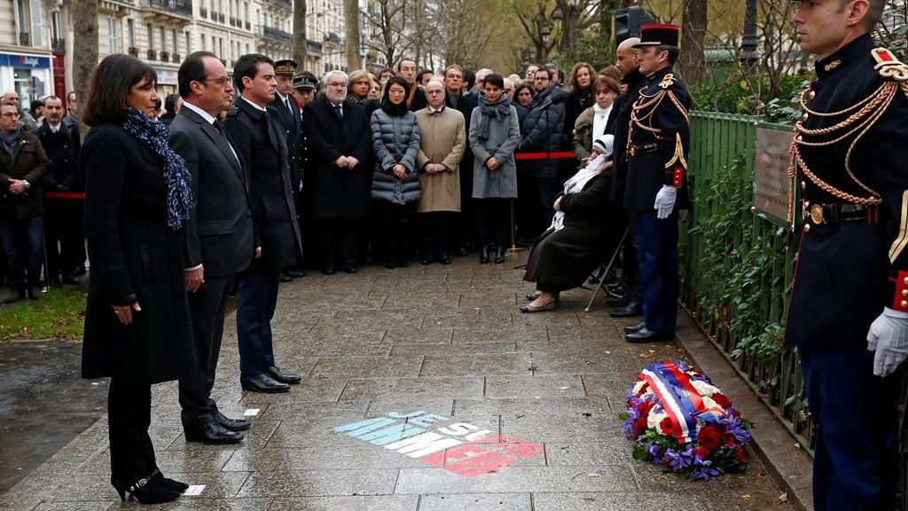 A Charlie Hebdo elleni támadás első évfordulója