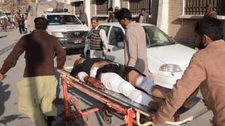 Pokolgépes merénylet Pakisztánban
