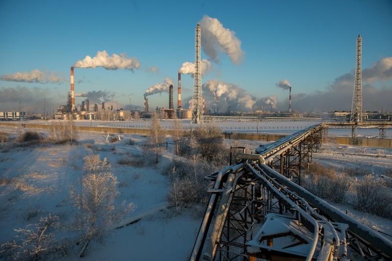 2771149 01/09/2016 Omsk oil refiery. Alexey Malgavko/Sputnik