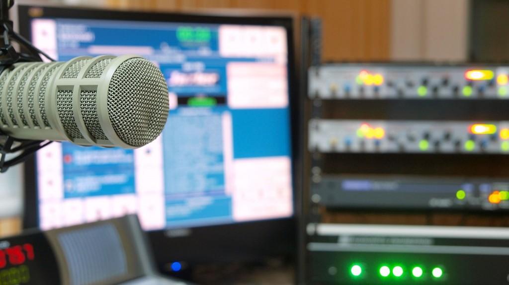 rádióstúdió