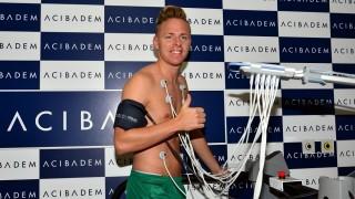 BURSA, TURKEY - AUGUST 17: Bursaspor's new Hungarian player Balazs Dzsudzsak undergo medical controls in Bursa, Turkey, on August 17, 2015 Bursaspor Club / Anadolu Agency