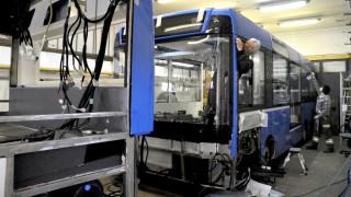 Járműipar - Budapest - Magyar fejlesztésű buszok Svédországba