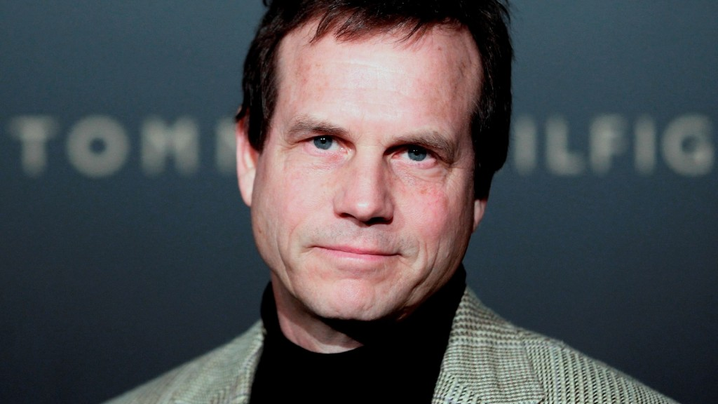 Actor Bill Paxton arrives at the The Hollywood Reporter Academy Awards nominee party in Los Angeles February 24, 2011. REUTERS/Lucas Jackson (UNITED STATES - Tags: ENTERTAINMENT) - RTR2J2W9