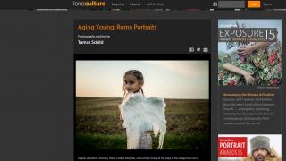 Magyar fotográfus képei a Lensculture.com oldalon