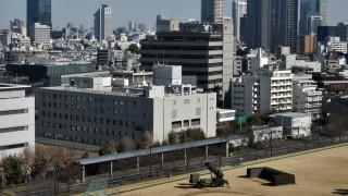 Légvédelmi rakéták Tokióban