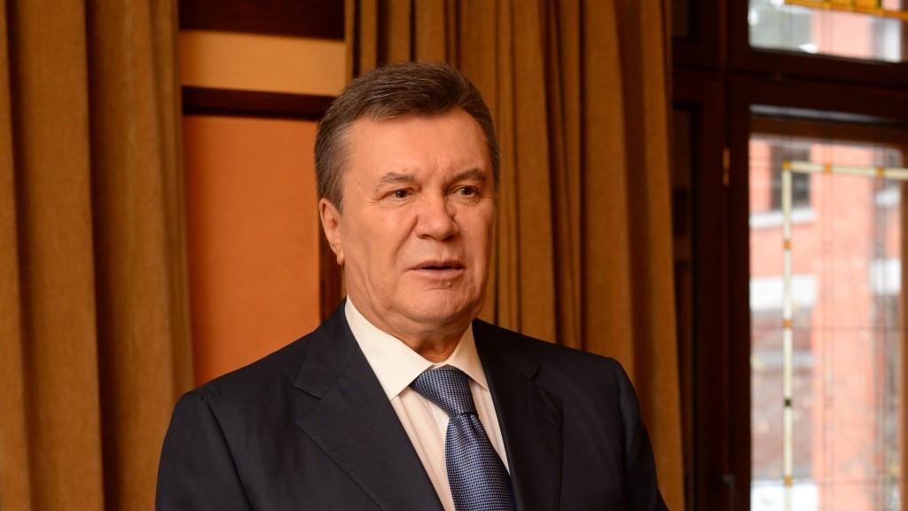 2754215 12/02/2015 Former Ukrainian President Viktor Yanukovich gives interview for RIA Novosti. Iliya Pitalev/Sputnik