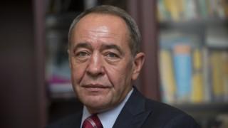 2297163 Russia, Moscow. 10/07/2013 Gazprom-Media General Director Mikhail Lesin. Iliya Pitalev/RIA Novosti