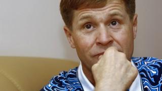 2477196 Russia, Saransk. 08/18/2012 Viktor Chegin, Head of the Republic of Mordovia Olympic Speed Walking Center. Julia Chestnova/RIA Novosti