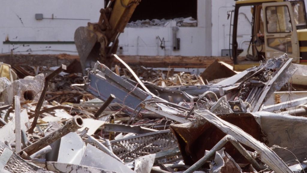 Demolition Zone