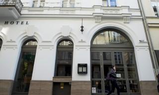 Budapest, 2016. március 9. A Costes Downtown, Budapest legújabb Michelin-csillagos étterme 2016. március 9-én. Az étterem az ötödik Michelin-csillagos a magyar fõvárosban. MTI Fotó: Koszticsák Szilárd