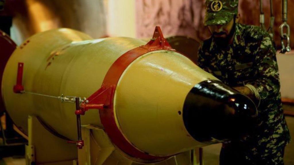Rakétakísérlet Iránban