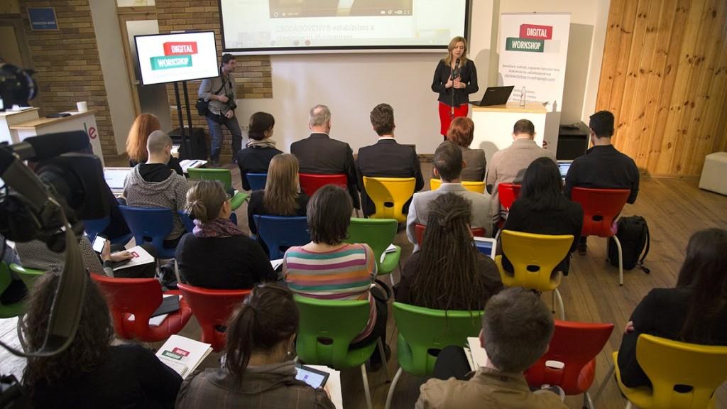 A Google Digital Workshop bejelentése